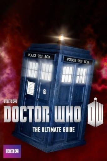Poster of Doctor Who: The Ultimate Guide
