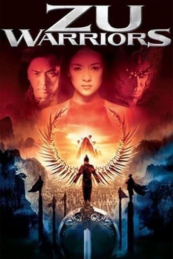 Poster of Zu Warriors