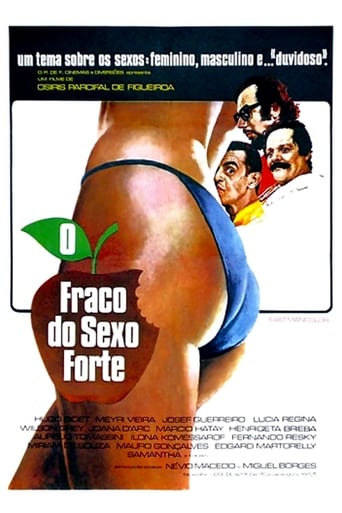 Poster of O Fraco do Sexo Forte