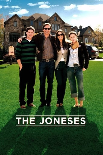 Poster of The Joneses