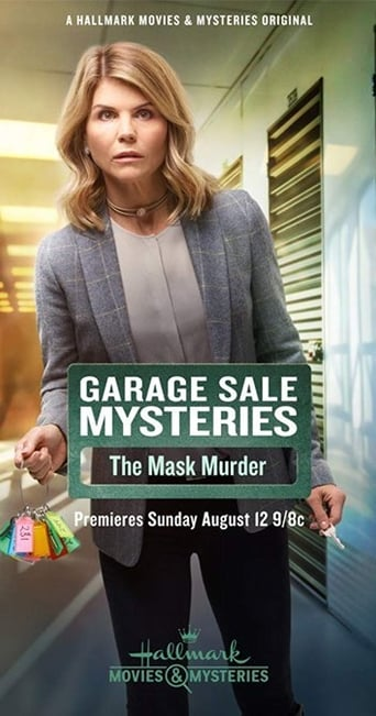 Play Garage Sale Mystery: The Mask Murder