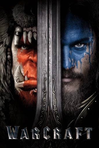 Poster of Warcraft