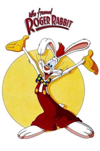 Poster of Who Framed Roger Rabbit