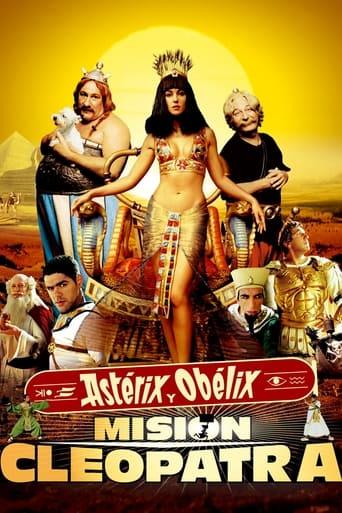 Poster of Asterix & Obelix: Mission Cleopatra