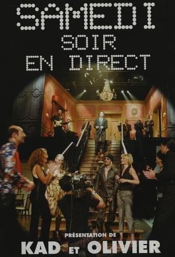 Poster of Samedi soir en direct