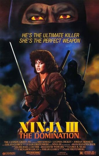 Poster of Ninja III: The Domination