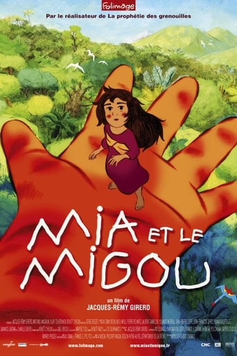 Poster of Mia and the Migoo