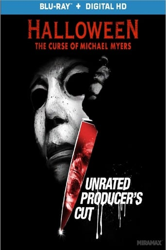 Poster of Halloween: The Curse of Michael Myers (Producer's Cut)