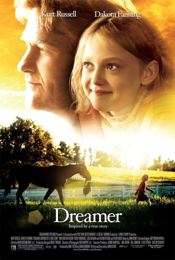 Poster of Dreamer: Inspired By a True Story