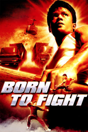 Poster of Born to Fight