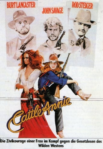 Cattle Annie and Little Britches poster