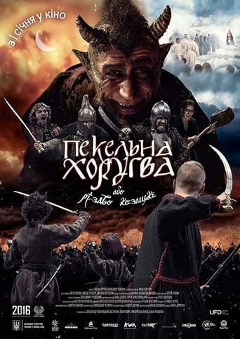 Poster of Infernal Khorugv, or Cossack Christmas
