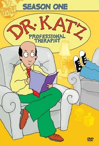 How old was Louis C.K. in Dr. Katz, Professional Therapist