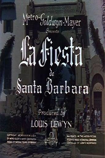 Poster of La Fiesta de Santa Barbara