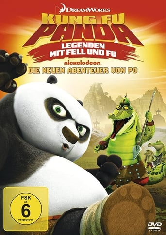 Poster of Kung Fu Panda: Legends of Awesomeness (Good Croc, Bad Croc)