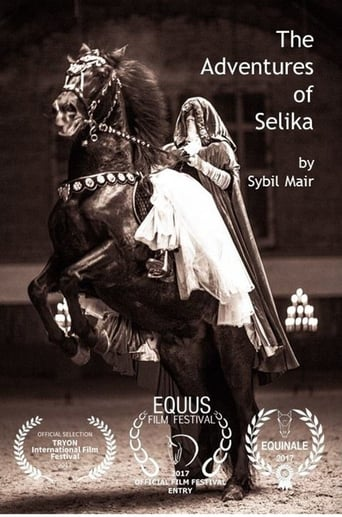 The Adventures of Selika poster