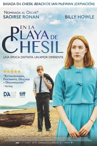 Poster of En la playa de Chesil