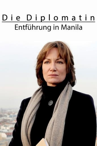 Die Diplomatin - Entführung in Manila Poster
