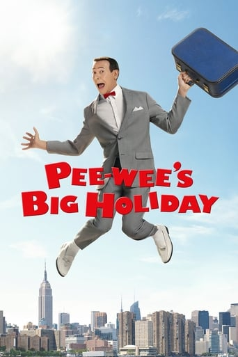 Poster of Pee-wee's Big Holiday