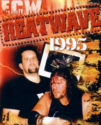 Poster of ECW Heatwave '95