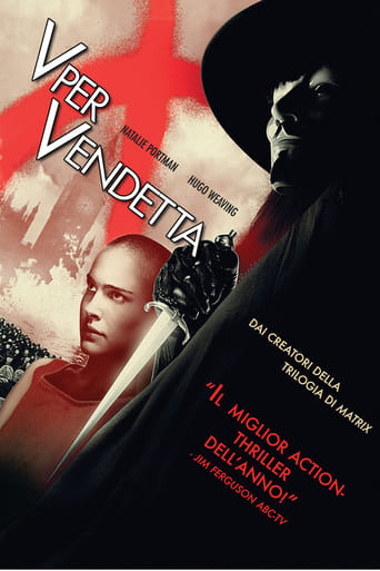 Poster of V per Vendetta