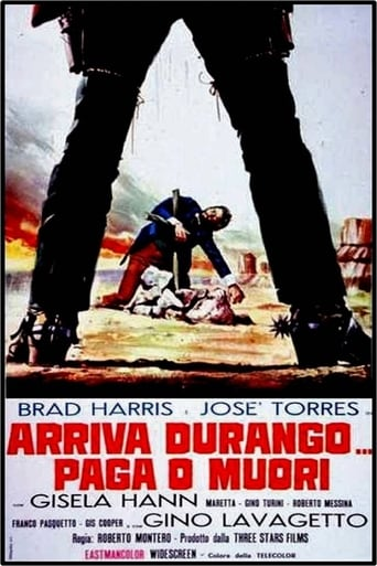 Poster of Durango Is Coming, Pay or Die