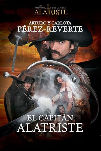 Poster of The Adventures of Captain Alatriste