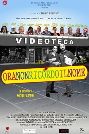 Poster of Ora non ricordo il nome