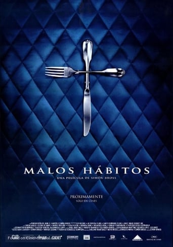 Poster of Malos hábitos