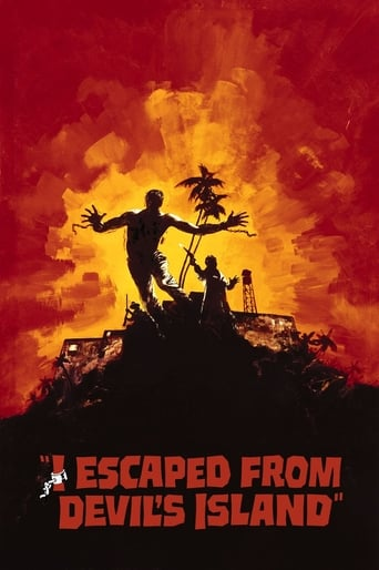 Poster of I Escaped From Devil's Island