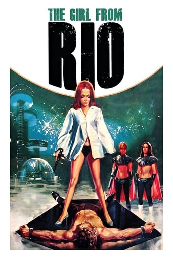 Poster of The Girl from Rio