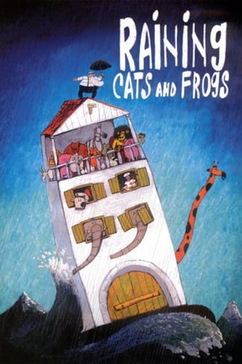 Raining Cats and Frogs