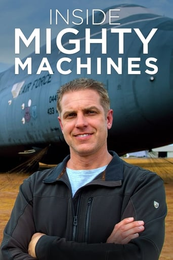 Poster of Inside Mighty Machines