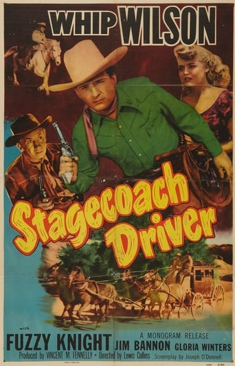 Poster of Stagecoach Driver