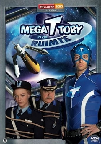 Poster of Mega Toby in de Ruimte