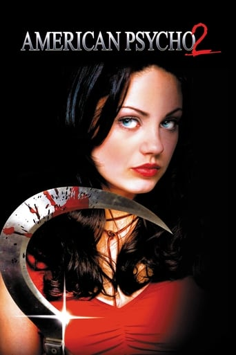 Poster of American Psycho II: All American Girl