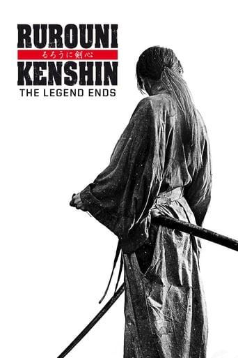 Filmplakat von Rurouni Kenshin 3: The Legend Ends