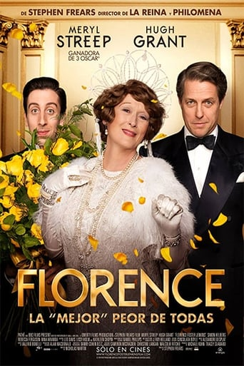 Poster of Florence Foster Jenkins