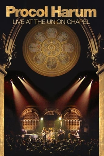 Poster of Procol Harum: Live at the Union Chapel