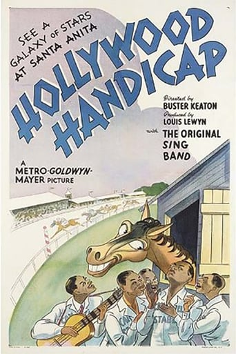 Poster of Hollywood Handicap