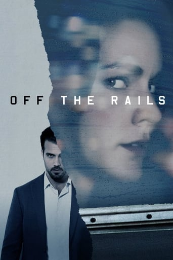 Poster of Off the Rails