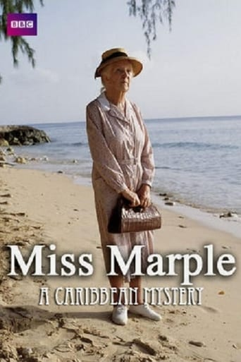 Poster of Agatha Christie's Miss Marple: A Caribbean Mystery