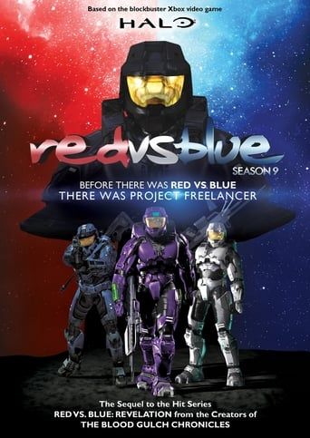 Poster of Red vs. Blue - Vol. 09