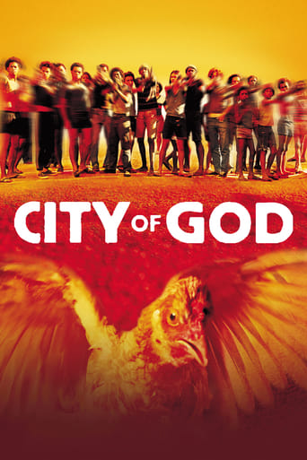 City of God subtitles | 351 subtitles