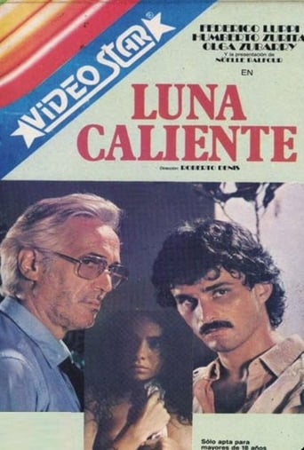 Poster of Luna caliente