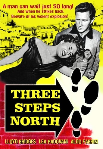 Poster of Three Steps North