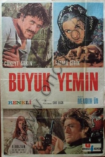 Poster of Büyük Yemin