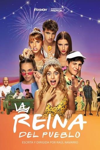 Poster of La Reina del pueblo