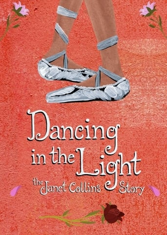 Poster of Dancing in the Light: The Janet Collins Story