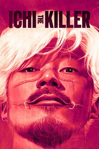 Poster of Ichi the Killer